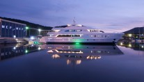 1-Hemisphere 140 Yacht just launched