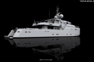1-Luxury motor yacht Project Cutlass