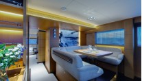 1-Luxury yacht Belle de Jour - Dining