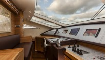 1-Luxury yacht SEALOOK - Wheelhouse