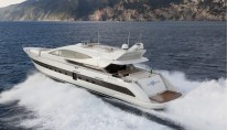 1-Luxury yacht SEALOOK - aft view