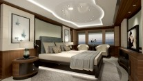 1-MARGARITA superyacht - Owners Stateroom