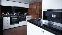 1-Princess 32M Yacht - Galley