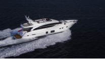 1-Princess 82 superyacht by Princess Yachts