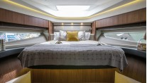 1-Princess S72 Yacht - Forward VIP Guest Cabin