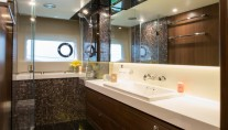 1-Princess luxury yacht S72 - Owners Bathroom