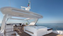 1-Superyacht Azimut 80 - Flybridge
