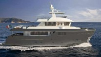 1-Third Explorer Yacht DARWIN CLASS 86 by Cantiere delle Marche