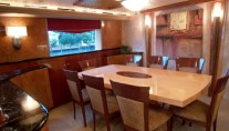 102 Azimut NEVER ENDING JOURNEY - Formal Dining