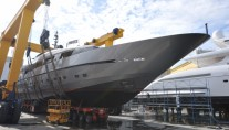 111 Yacht by Sanlorenzo - the 7th 40 Alloy superyacht launched by the Italian yard