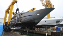111 superyacht - 7th 40 Alloy yacht launched by Sanlorenzo