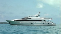 125ft Northcoast superyacht Fugitive