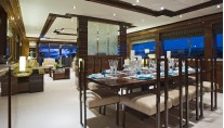 125ft Yacht Gigi II - Dining