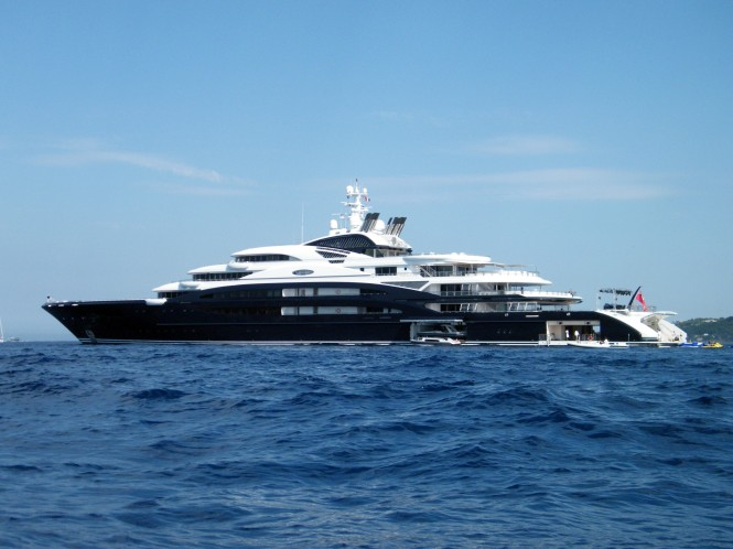 Serene (yacht) - Wikipedia