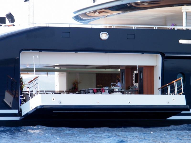 Luxury mega yacht interior - Motor Yacht Serene A Fincantieri Superyacht