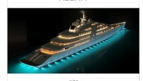 180m Azzam superyacht designed by Nauta Yachts
