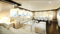 26m luxury yacht Navetta 26 Interior
