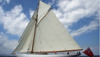 30m classic sailing yacht Merrymaid by Camper and Nicholsons