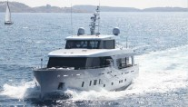 30m superyacht Aleica by Benetti Sail Division