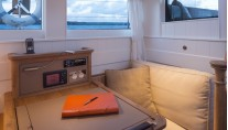31 Royal Huisman Sailing Yacht Pumula - Owners Cabin - Photo by Cory Silken