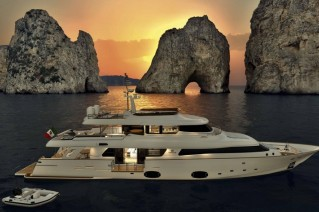 33m Luxury yacht Navetta-33-Crescendo