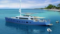 40m Ginton Yacht by Mengy Yay