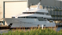 40m Lurssen superyacht Be Mine (ex Leonora) refitted by Royal Huismans Huisfit