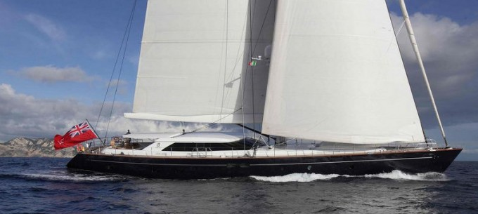 Sailing Yacht STATE OF GRACE (hull C.2180)