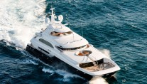 40m catamaran motor yacht Zenith (IC0832) designed by Incat Crowther-001