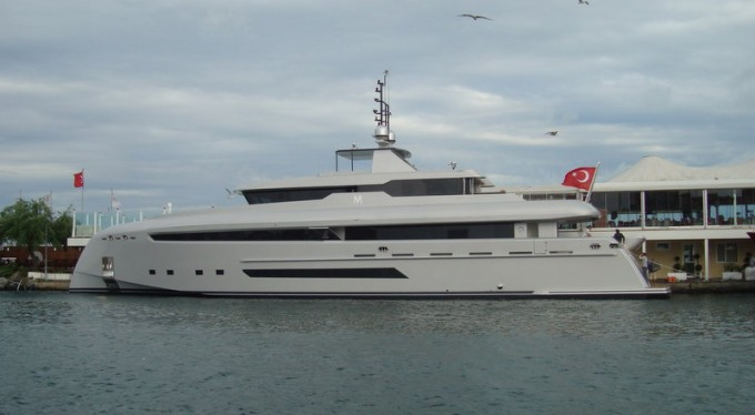 Motor Yacht M (Project M)