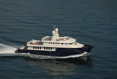 Motor Yacht The Big Blue (ex Imbros)