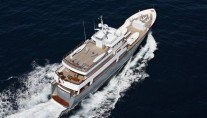 43 m JFA Superyacht AXANTHA II designed by Vripack- Photo Credit Bhelbaut - JFA