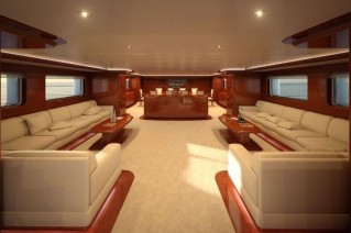 43.50 motor yacht Baron Trenck by Eurocraft