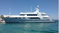 45m superyacht Keyla refitted by RMK Marine and Hot Lab