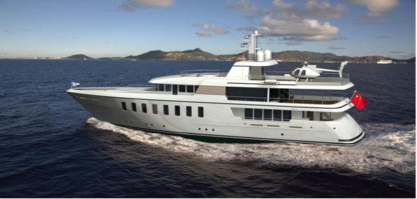 F45 Vantage Motor Yacht