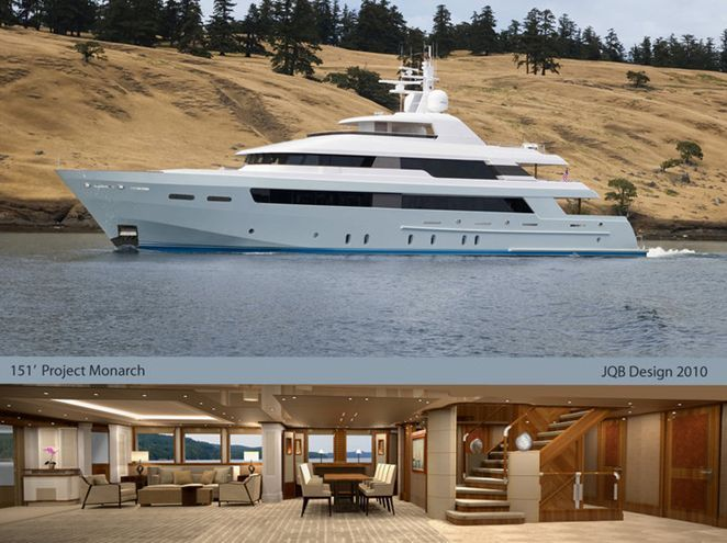 Motor Yacht Monarch