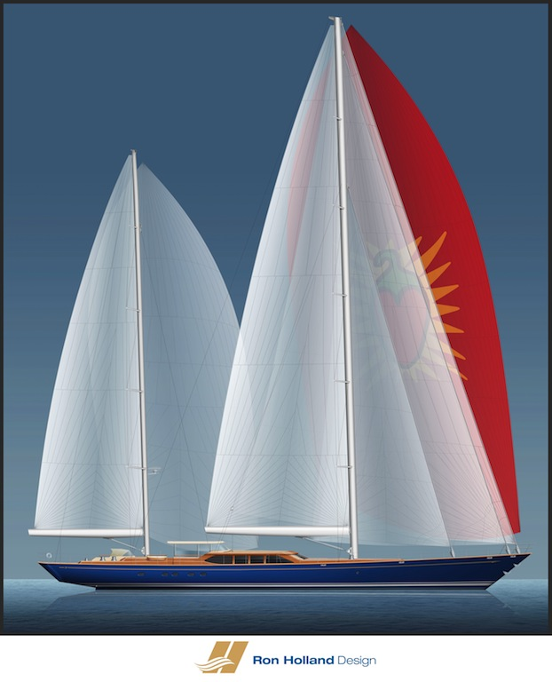 Sailing Yacht Christopher