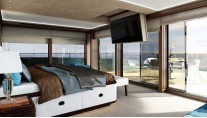460Exp-115 superyacht Owners Stateroom