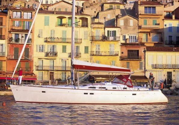 You will find that the Beneteau 473 bareboat boasts more features and ...