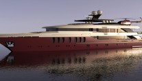 47m CMB superyacht Miracle concept