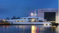 47m superyacht ASYA (YN 16947) by Heesen - Image by Dick Holthuis