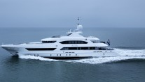 47m superyacht Asya (YN 16947) by Heesen Yachts - Image by Dick Holthuis
