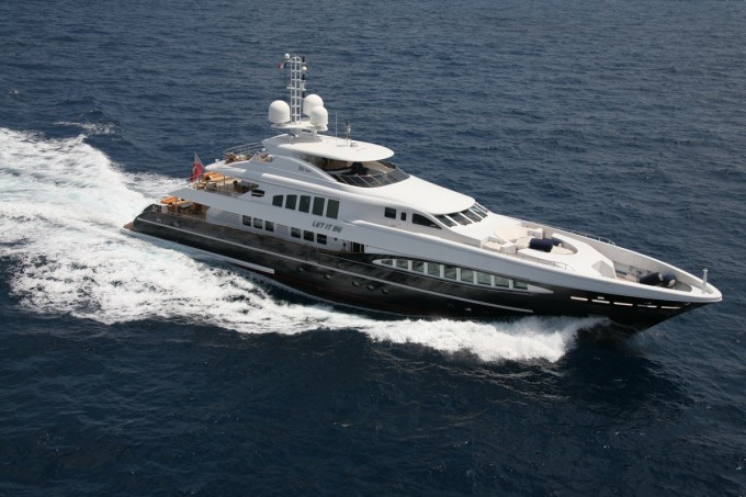 Motor Yacht LET IT BE (hull 13147)