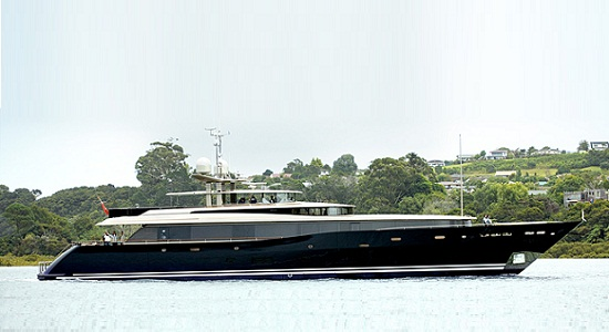 Motor Yacht Loretta Anne (ex hull AY43)