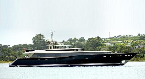 Motor Yacht Loretta Anne (ex hull AY43)