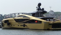 48MSuperSport motor yacht PJ 265 by Palmer Johnson