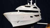 50m Spadolini and Cantiere Navali Termoli superyacht Hull 183