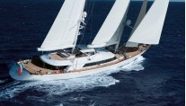 56m Luxury charter yacht Rosehearty