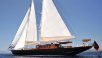 56m sailing yacht REGINA by Med Yachts