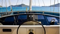 60 Years Yacht - Flybridge - Dashboard